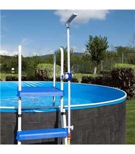 Ducha sujeción escalera piscina elevada Gre. DPE10