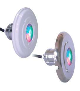 PUNTO DE LUZ DMX RGB V 2.11 PARA NICHO / EMB INOX
