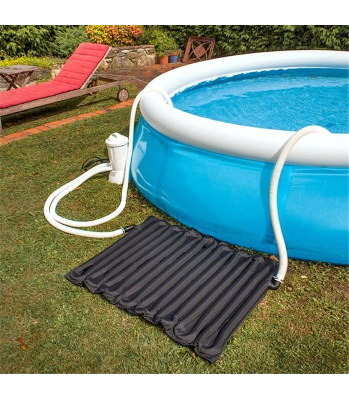 Calentador solar piscinas elevadas gre - Agua de piscina ...