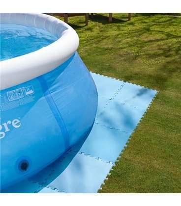 Material protector de fondos piscinas elevadas gre mpf509 for Material para piscina