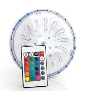 Proyector LED imantado color con mando a distancia Gre. PLED1C