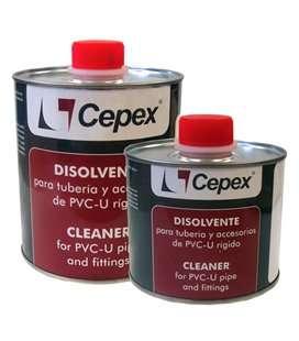 Disolvente 500cc Cepex. 02432