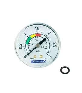 "Manómetro 1/8"" 3kg Astralpool. 4404010103"