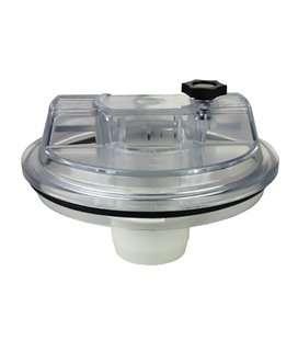 Tapa transparente filtro cartucho Astralpool. 4404130102