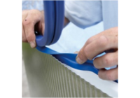 Liner Gre azul rectangular - 915x470cm. FPROV918