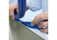 Liner Gre azul rectangular - 810x470cm. FPROV818