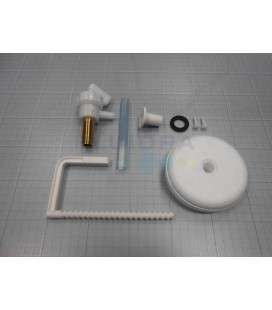 Conjunto válvula y boya regulador de nivel Astralpool. 4402060204