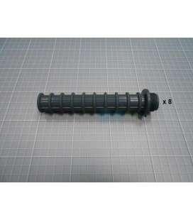 Conjunto 8 brazos colectores filtros D.450-500 Astralpool. 4404010074