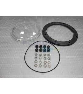 Aro de fijación + tapa filtro Atlas Astralpool. 4404190325