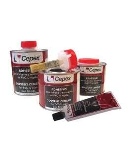 Adhesivo PVC 500cc Cepex. 02427