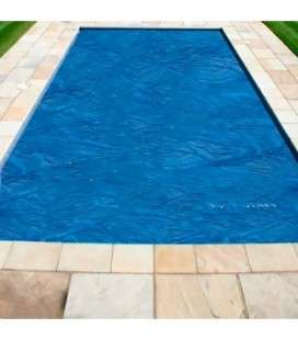 Cubierta isotérmica piscina rectangular enterrada 495 x 495 cm Gre. CPERT53