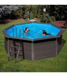 Avantgarde Pool Piscina Composite redonda Ø 410 x 124 Gre. KPCO41