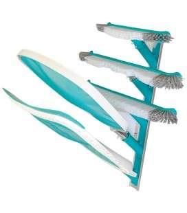 Colgador metálico para material limpieza gama Confort Gre. BHM5