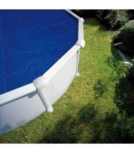 Cubierta isotérmica piscina acero 485 x 335 Gre. CPROV510