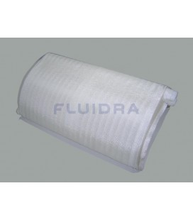 "COSTILLA VERTICAL PG-1902 (24ft2) 12"" Filtro Clarity. 4404210521"