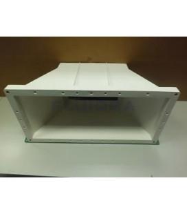 Boca ampliación 4 insertos skimmer Astralpool. 00251R0200
