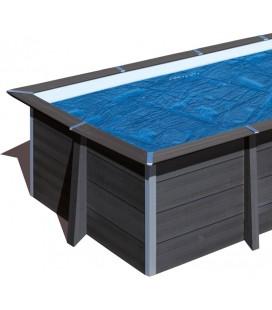 Cubierta isotérmica piscina composite 275 x 275 Gre. CVKPCOR28