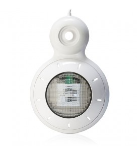 Proyector LED blanco piscina elevada Gre. PLPB14