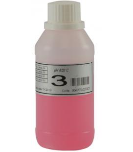 Solución tampón pH 4 Astralpool. 16654