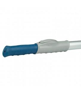 Mango telescópico de 1,8 - 3,6m fijación CLIP Blue Line Astralpool. 69659