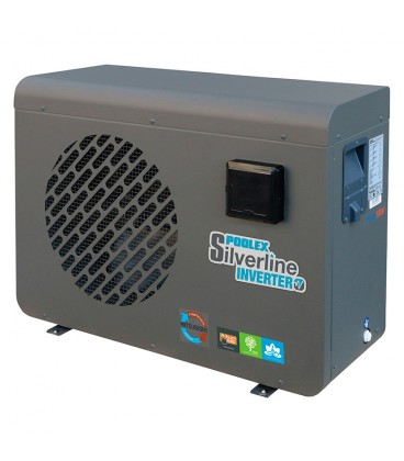 Bomba de calor Poolex Silverline Inverter 125 Poolstar. PC-SLP125N