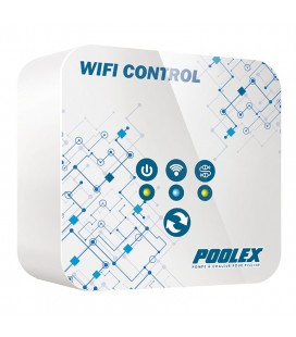 Caja Wifi control para bombas de calor Poolex. PC-WM01