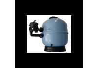 Filtro Aster 99 azul D.500 con válvula selectora Astralpool. 20611FT108A