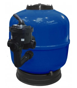 Filtro de poliéster laminado D.650 GRIS sin válvula Astralpool. 08079CL99-0100