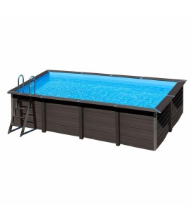 Avantgarde Pool Piscina Composite rectangular 326 x 186 x 96 Gre. KPCOR2814