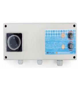 Armario de maniobra bomba + iluminación BSV. PC163-100W