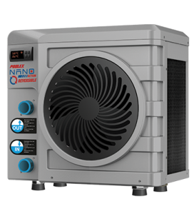 Bomba de calor Poolex Nano Action Reversible. PC-NAN30R