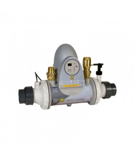 Intercambiador calor Heat Line 20 sin bomba recirculación Zodiac. W49KT20W