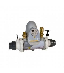 Intercambiador calor Heat Line 40 sin bomba recirculación Zodiac. W49KT40W