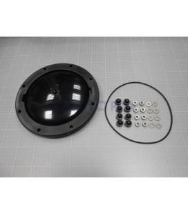 Conjunto tapa, junta y tornillos para filtro UVE Astralpool. 4404303002