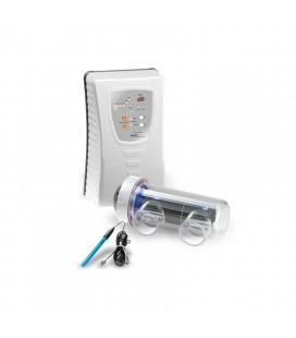 Electrólisis salina 30gr/Cl/h Control pH IDEGIS. DT30PH