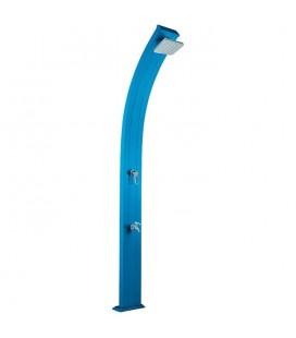 Ducha solar piscina Spring 30L. Azul. DS-A122BL