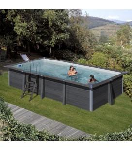 Avantgarde Pool Piscina Composite rectangular 606 x 326 Gre. KPCOR60L