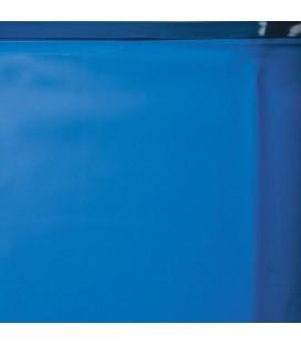 Liner Gre azul piscina enterrada Ø 420 x 120 cm. PR4213FE