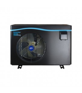 Bomba de calor INVERTER POOL HEATING 50m3 Gre. HPGI50