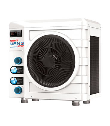 Bomba de calor Poolex Nano Action 4. PC-NANO-A4