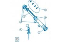 Repuesto flujostato D-40/50EX IDEGIS. AC00-030