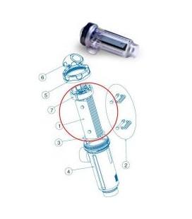 Electrodo célula DOM-40P/42 IDEGIS. R-304