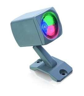 PROYECTOR QUADRALED V 2.0  MINI 4 PUNTO LUZ RGB