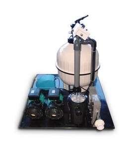 Kit Compact Swimspa Filtro 500 + Ozono