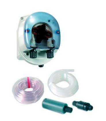 Bomba dosificadora peristáltica. Caudal variable 4 l/h y 1.5 Bar