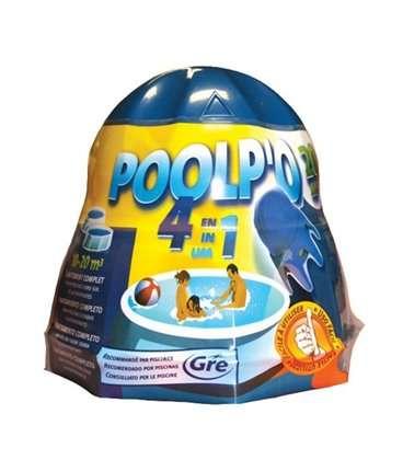 Dosificador flotante tratamiento químico Poolp'o 500gr de Gre. 08013A