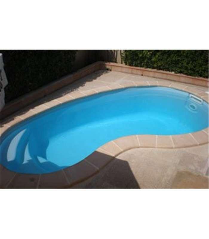 Piscina poli ster europa piscinas modelo menorca for Piscinas enterradas poliester