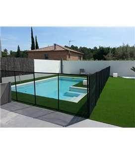Valla de seguridad para piscina