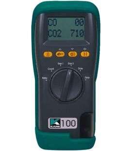 Analizador calidad del aire piscina pública KANE 100