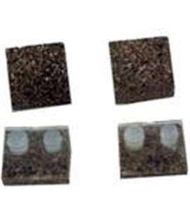 Zapatas de corcho limpiafondos Navigator / Pool Vac. AEXV014FNP